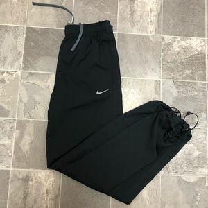 Men's Nike dri fit cuffed ankle sweat pants